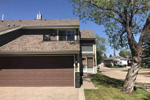 Townhouse for sale at 2741 124 St Nw Edmonton Alberta - MLS: E4157701