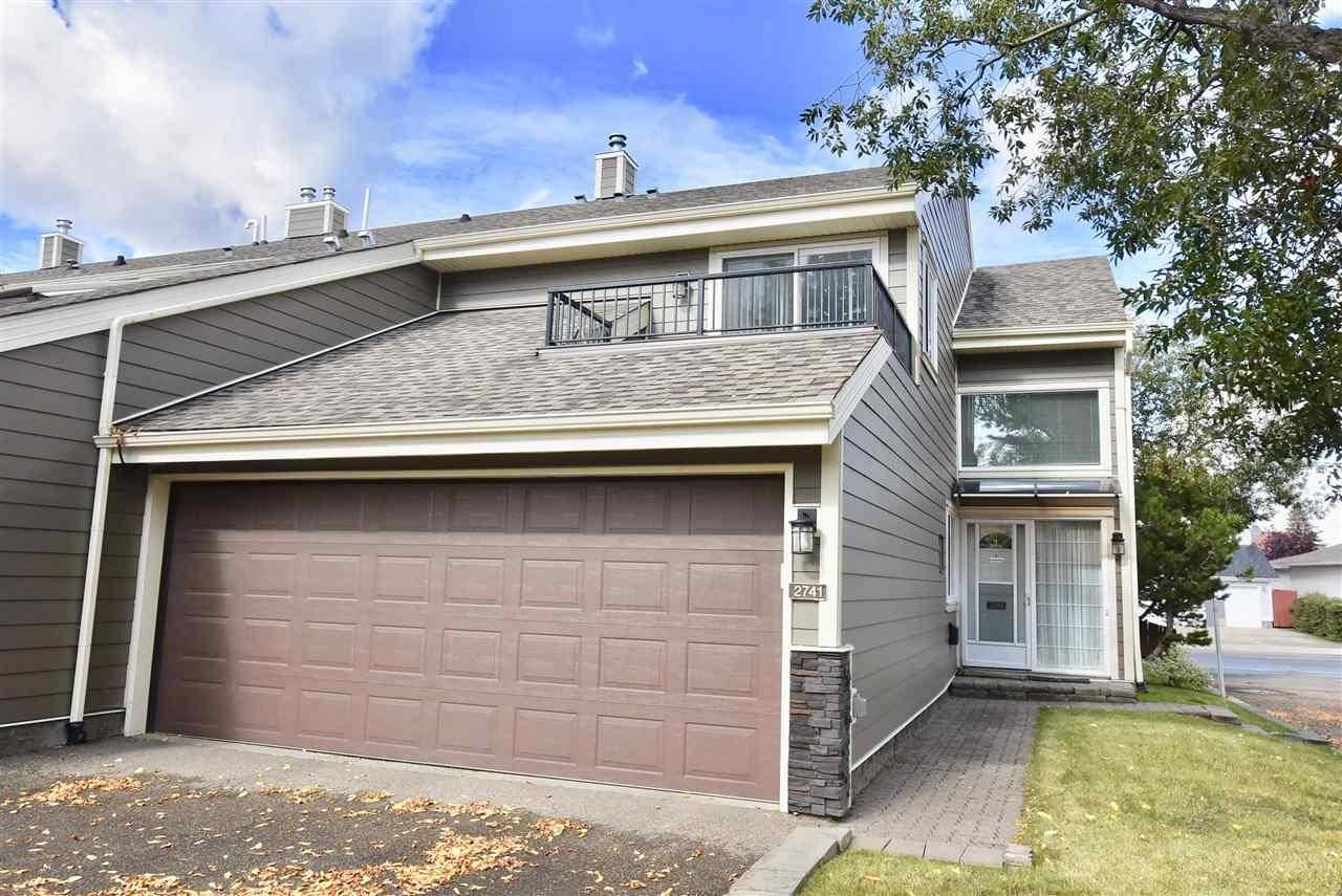 Townhouse for sale at 2741 124 St Nw Edmonton Alberta - MLS: E4174465