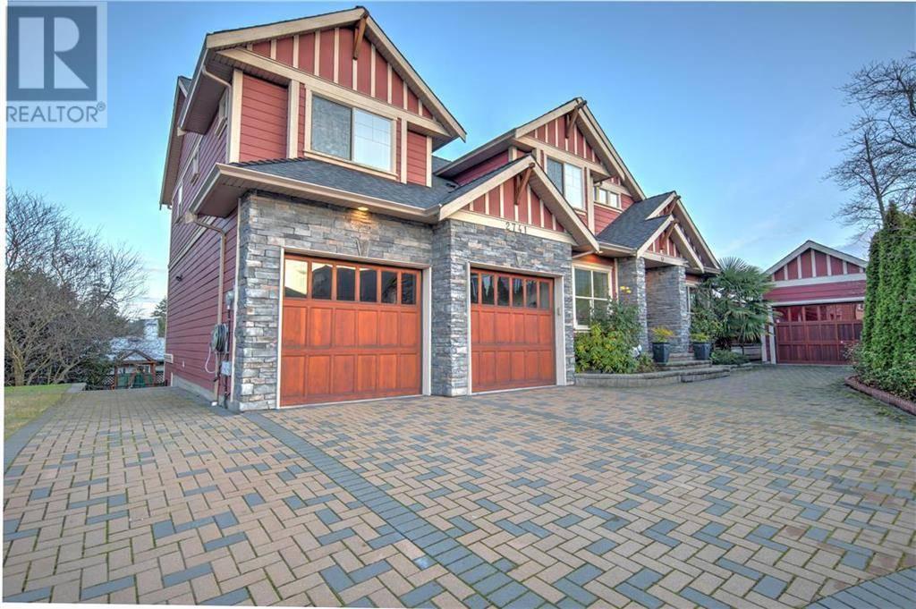 House for sale at 2741 Cornerstone Te Victoria British Columbia - MLS: 419157