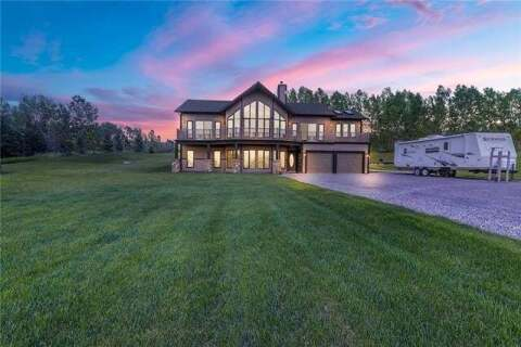House for sale at 274110 60 St East Rural Foothills County Alberta - MLS: C4303515