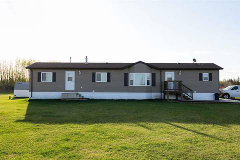 Residential property for sale at 27414 Twp Rd Rural Sturgeon County Alberta - MLS: E4151450