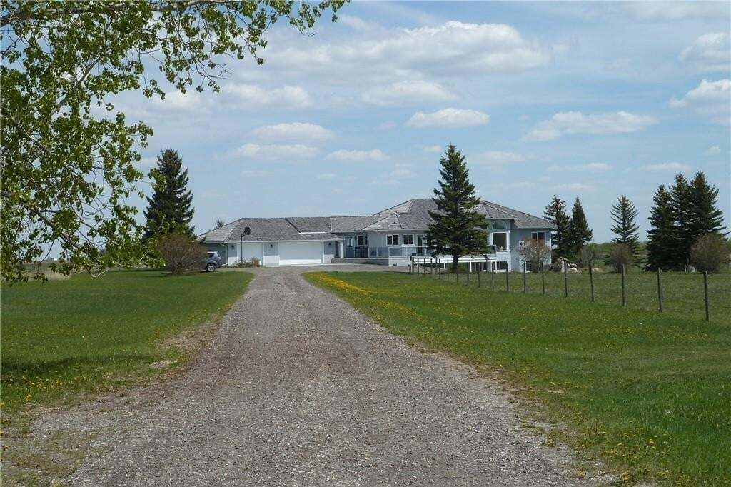 House for sale at 274156 16 St W Rural Foothills M.d. Alberta - MLS: C4292469