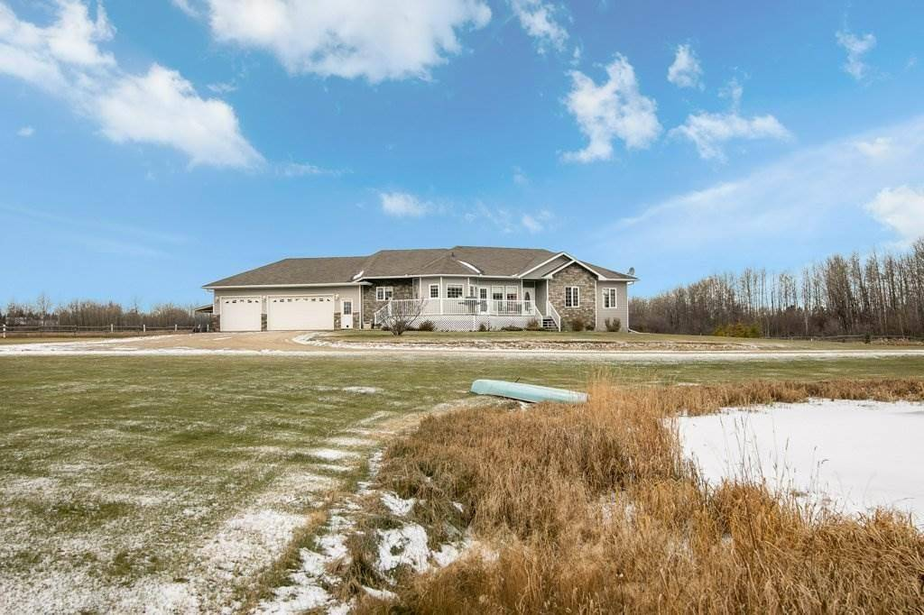 House for sale at 27417 Twp.  Rural Sturgeon County Alberta - MLS: E4162659