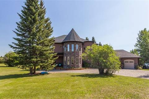 House for sale at 274182 256 St West Rural Foothills County Alberta - MLS: C4222983