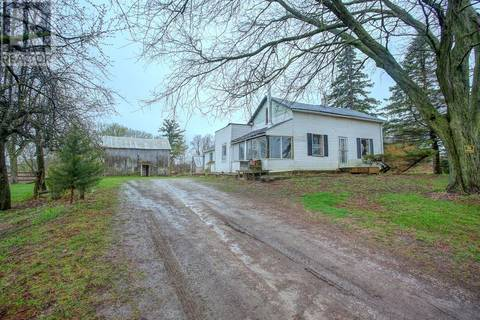 House for sale at 274233 Wallace Line Ingersoll Ontario - MLS: 193179