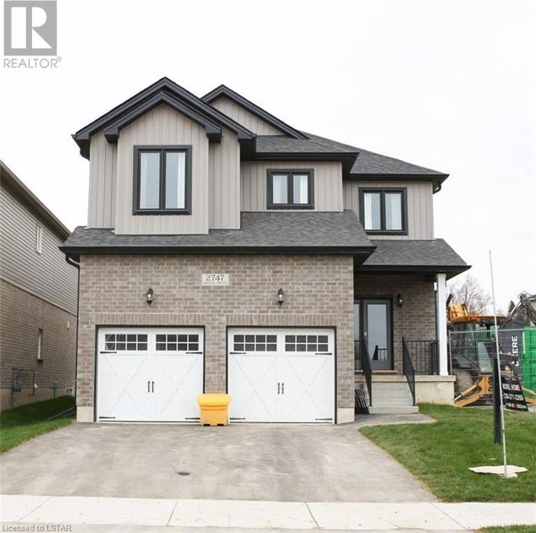 House for sale at 2747 Oriole Dr London Ontario - MLS: 210266