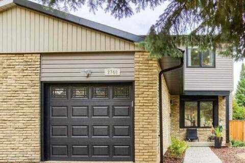 Townhouse for sale at 2748 Andorra Circ Mississauga Ontario - MLS: W4935793