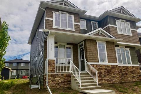 Townhouse for sale at 2748 Kings Heights Gt Airdrie Alberta - MLS: C4242622