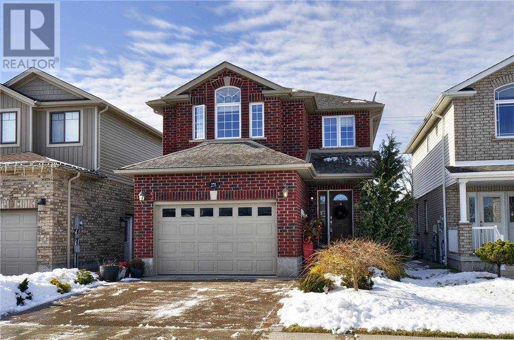 House for sale at 275 Birkinshaw Rd Cambridge Ontario - MLS: 30787288