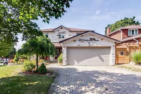 House for sale at 275 Debborah Pl Whitchurch-stouffville Ontario - MLS: N4586433