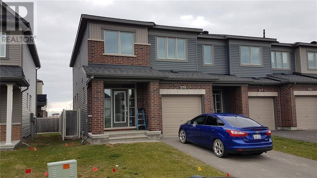 Townhouse for rent at 275 Hepatica Wy Ottawa Ontario - MLS: 1177245