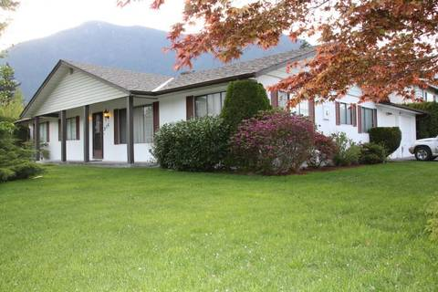 House for sale at 275 Hope St Hope British Columbia - MLS: R2363454