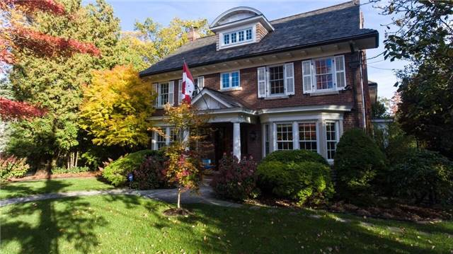 For Sale: 275 Riverside Drive, Toronto, ON | 5 Bed, 5 Bath House for $4,595,000. See 20 photos!