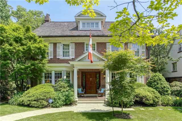 For Sale: 275 Riverside Drive, Toronto, ON | 5 Bed, 5 Bath House for $3,995,000. See 20 photos!