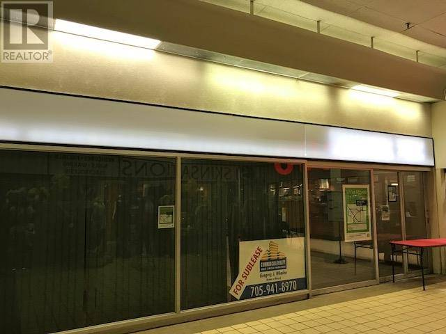 Commercial property for lease at 275 Second Lin  W Sault Ste. Marie Ontario - MLS: SM123702