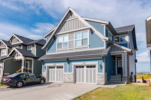 Townhouse for sale at 275 Sunrise Vw Cochrane Alberta - MLS: A1034633