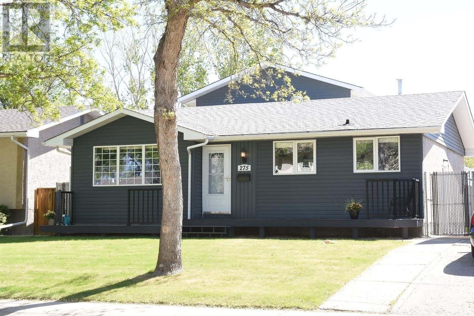 House for sale at 275 Trudelle Cres Regina Saskatchewan - MLS: SK810094