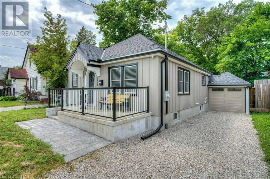 House for sale at 275 Wellington Rd London Ontario - MLS: 215796