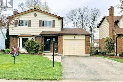 House for sale at 275 West Acres Dr Guelph Ontario - MLS: 30736577