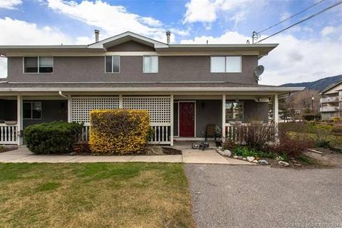 Townhouse for sale at 2750 Cameron Rd West Kelowna British Columbia - MLS: 10180694
