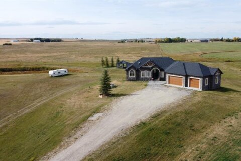 House for sale at 275051 106 St E Rural Foothills County Alberta - MLS: A1031740