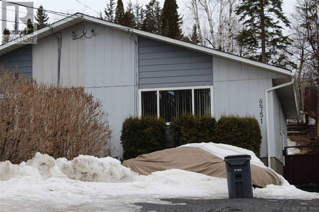 Townhouse for sale at 2751 Oak St Prince George British Columbia - MLS: R2448177