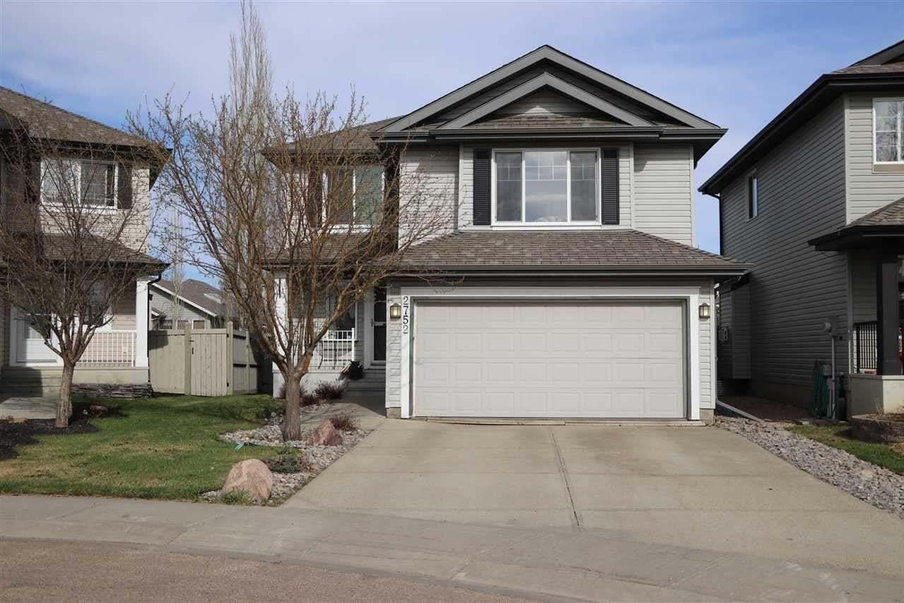House for sale at 2752 Miles Pl SW Edmonton Alberta - MLS: E4196447