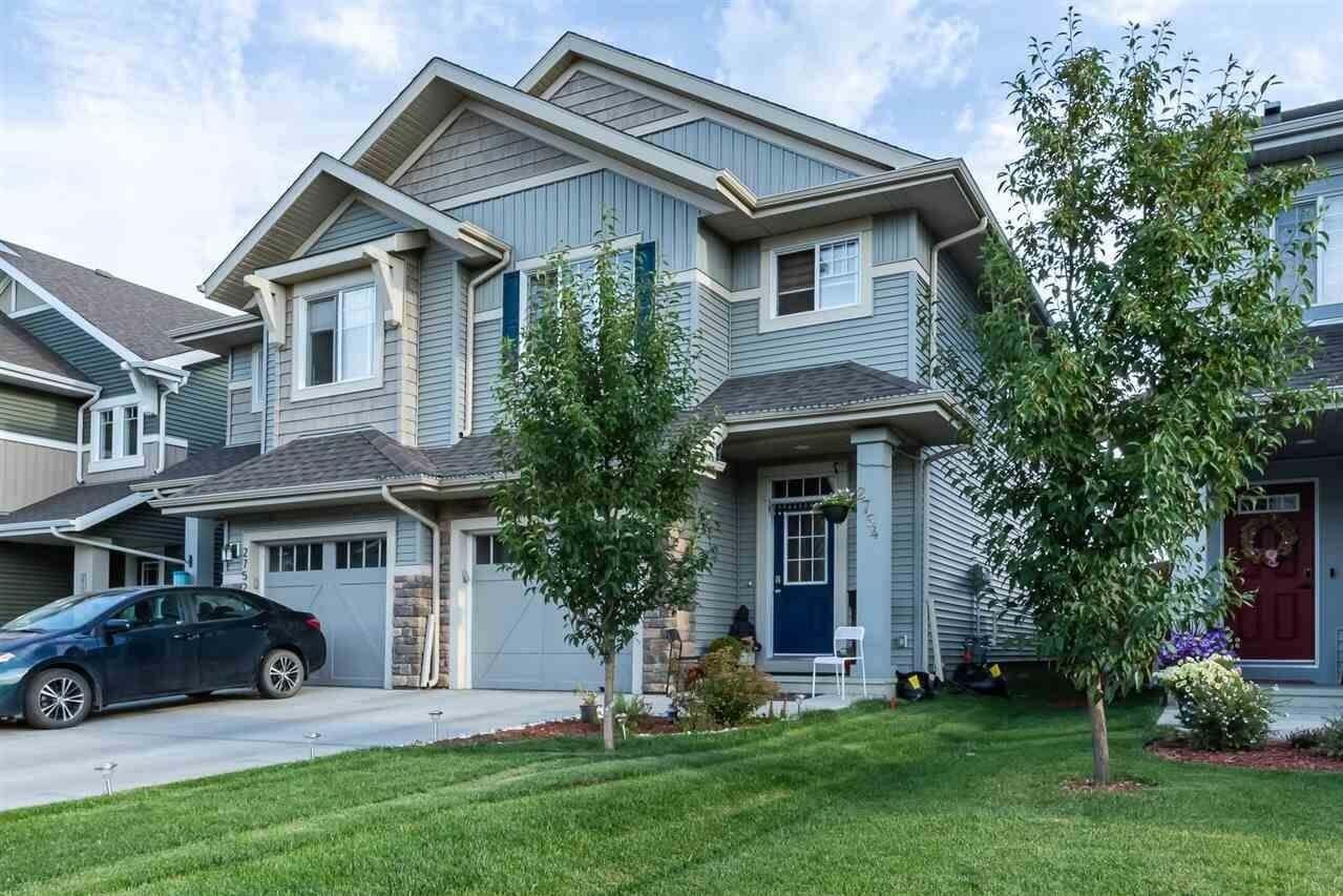 Townhouse for sale at 2754 Coughlan Gr SW Edmonton Alberta - MLS: E4210873