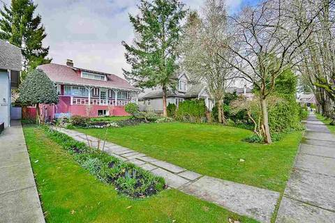 House for sale at 2755 38th Ave W Vancouver British Columbia - MLS: R2414972