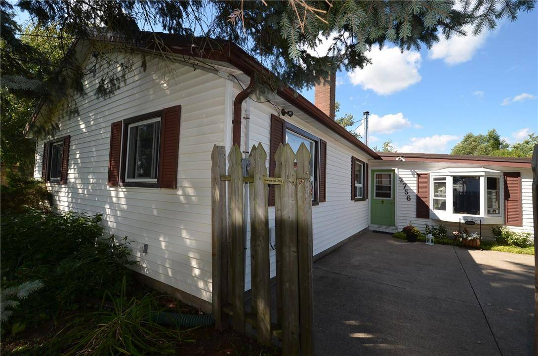 House for sale at 2756 Port Robinson Rd Thorold Ontario - MLS: H4062207