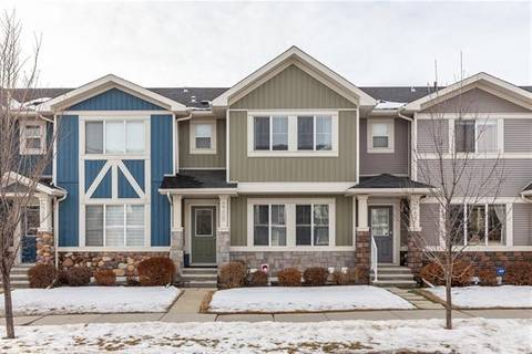 Townhouse for sale at 2759 Kings Heights Gt Southeast Airdrie Alberta - MLS: C4283377