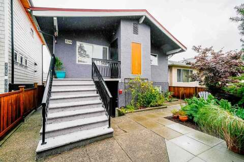 House for sale at 2759 Parker St Vancouver British Columbia - MLS: R2484384