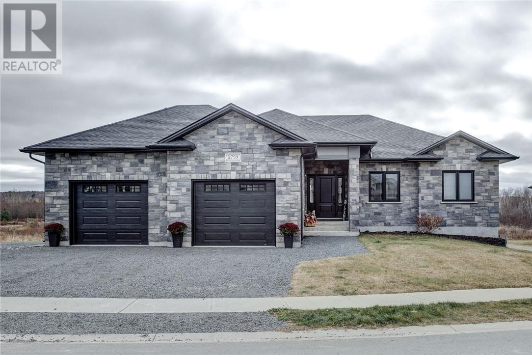 House for sale at 2759 Royal St Blezard Valley Ontario - MLS: 2090214