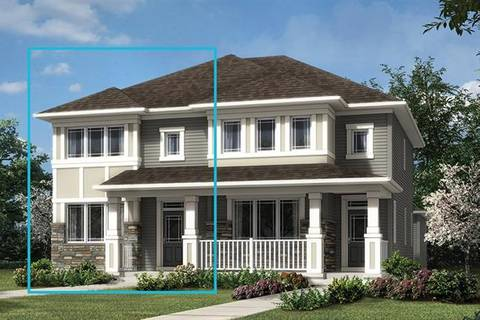 Townhouse for sale at 276 Carrington Wy Northwest Calgary Alberta - MLS: C4275500