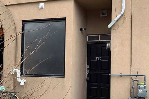 Townhouse for rent at 276 Claremont St Toronto Ontario - MLS: C4657824