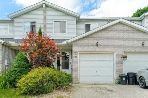 Townhouse for sale at 276 Dolph St Cambridge Ontario - MLS: X4845832