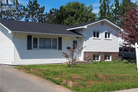 House for sale at 276 Edgett  Moncton New Brunswick - MLS: M123641