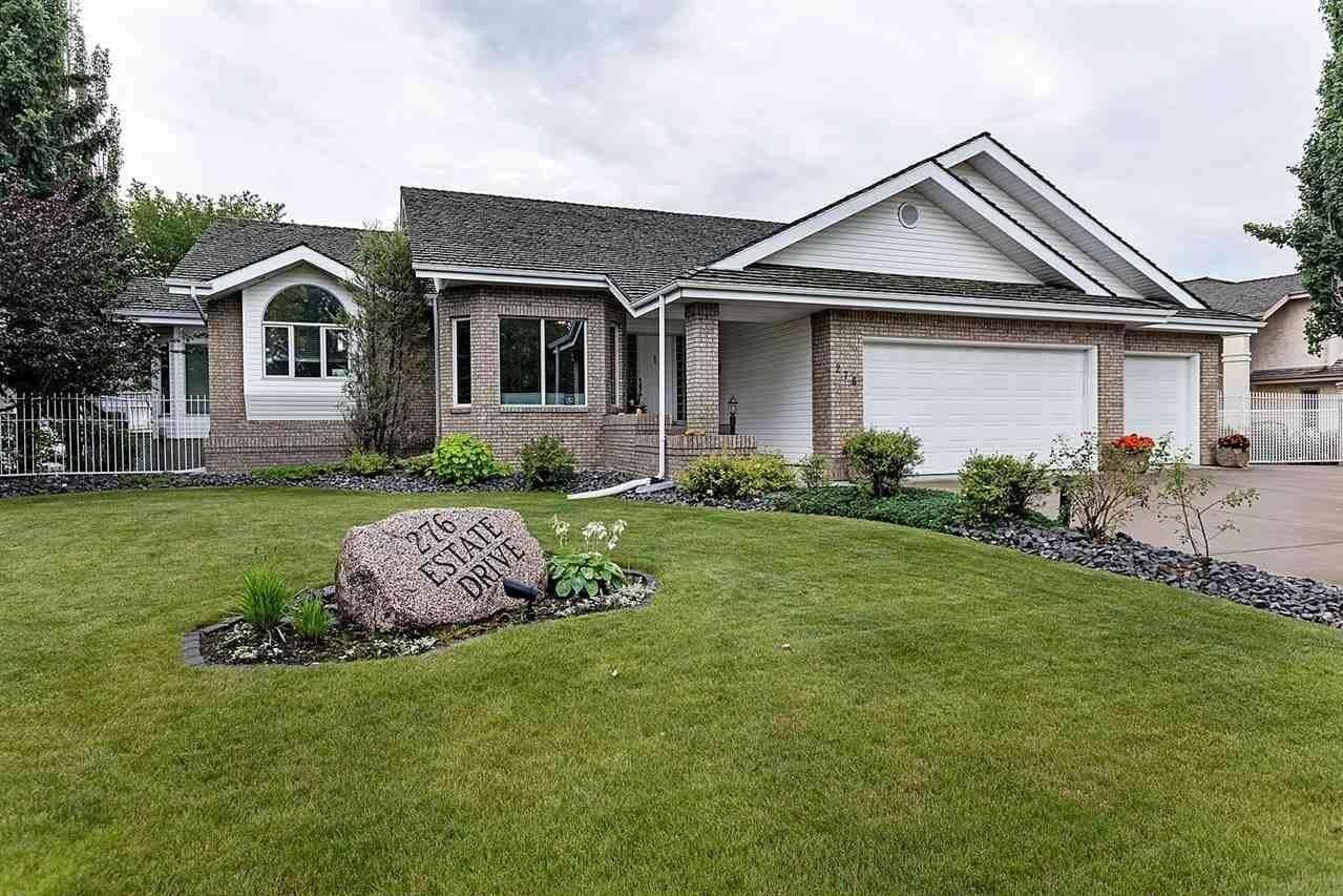 House for sale at 276 Estate Dr Sherwood Park Alberta - MLS: E4207663