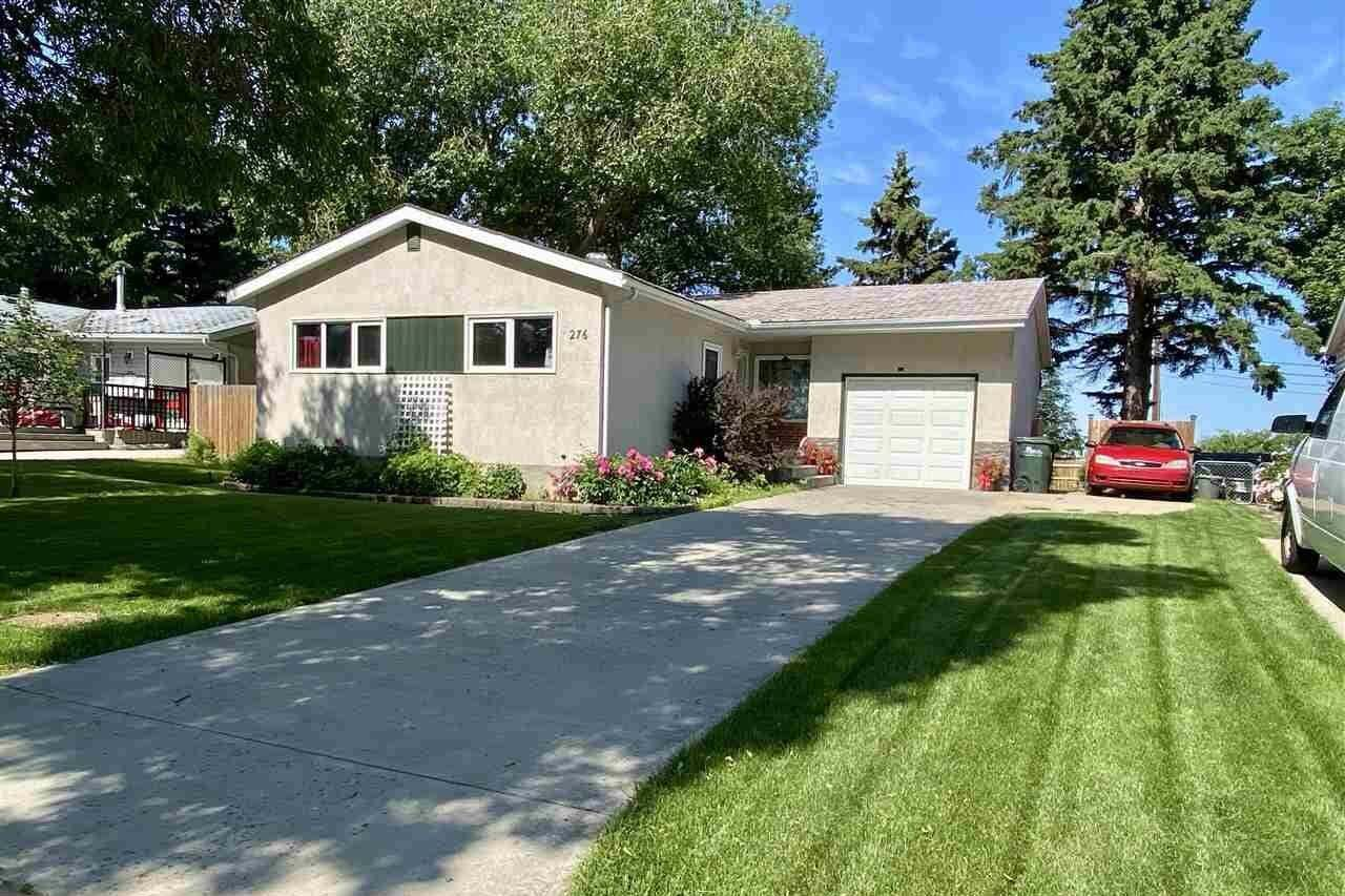 House for sale at 276 Evergreen St Sherwood Park Alberta - MLS: E4205468