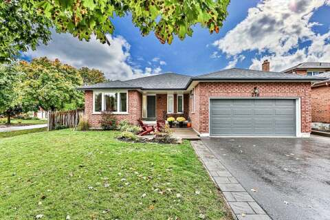 House for sale at 276 Geoffrey Cres Whitchurch-stouffville Ontario - MLS: N4960660