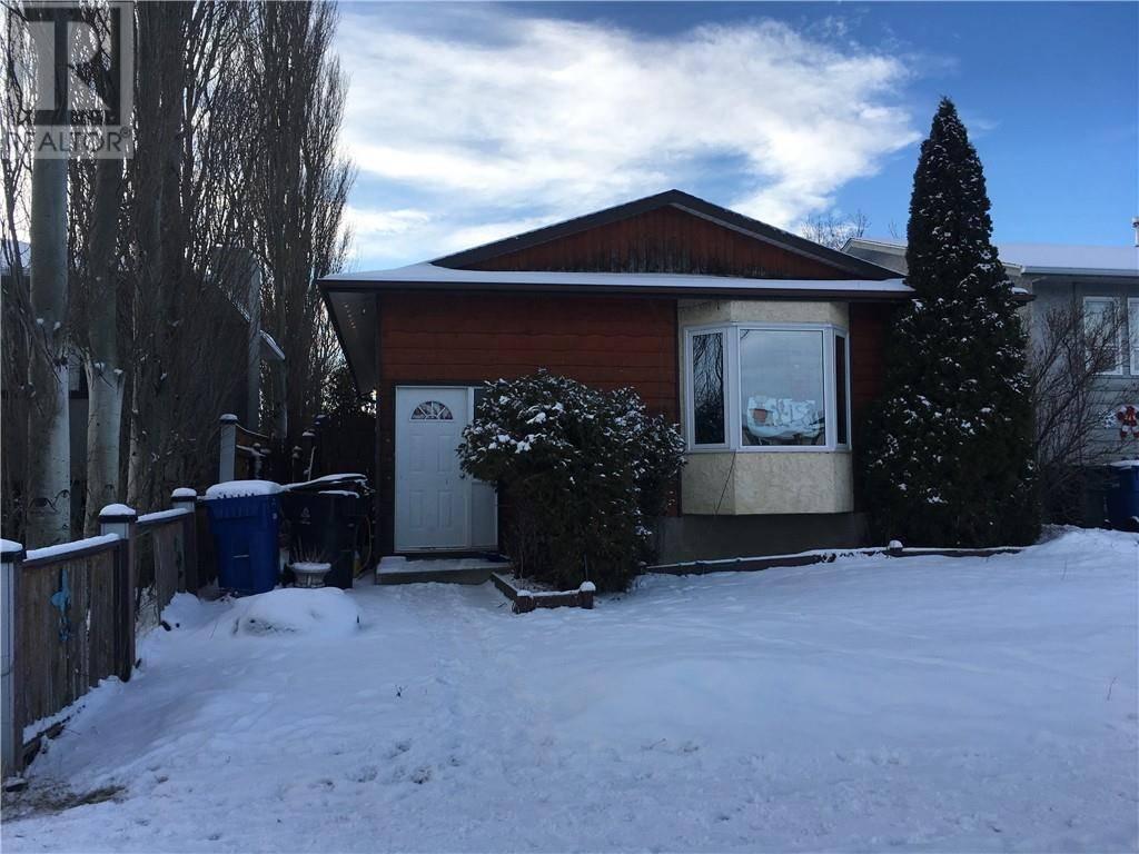 House for sale at 276 Jerry Potts Blvd W Lethbridge Alberta - MLS: ld0184776