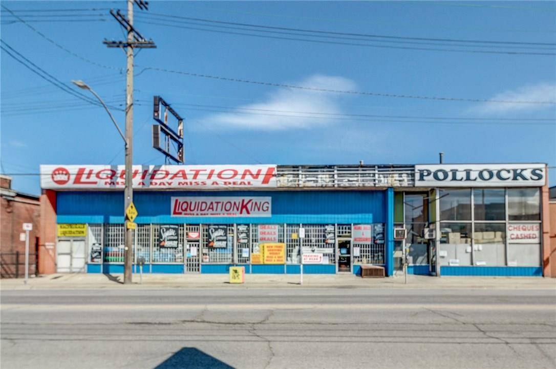 Commercial property for lease at 276 Kenilworth Ave N Hamilton Ontario - MLS: H4053058
