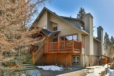House for sale at 276 Lady Macdonald Dr Canmore Alberta - MLS: C4229759