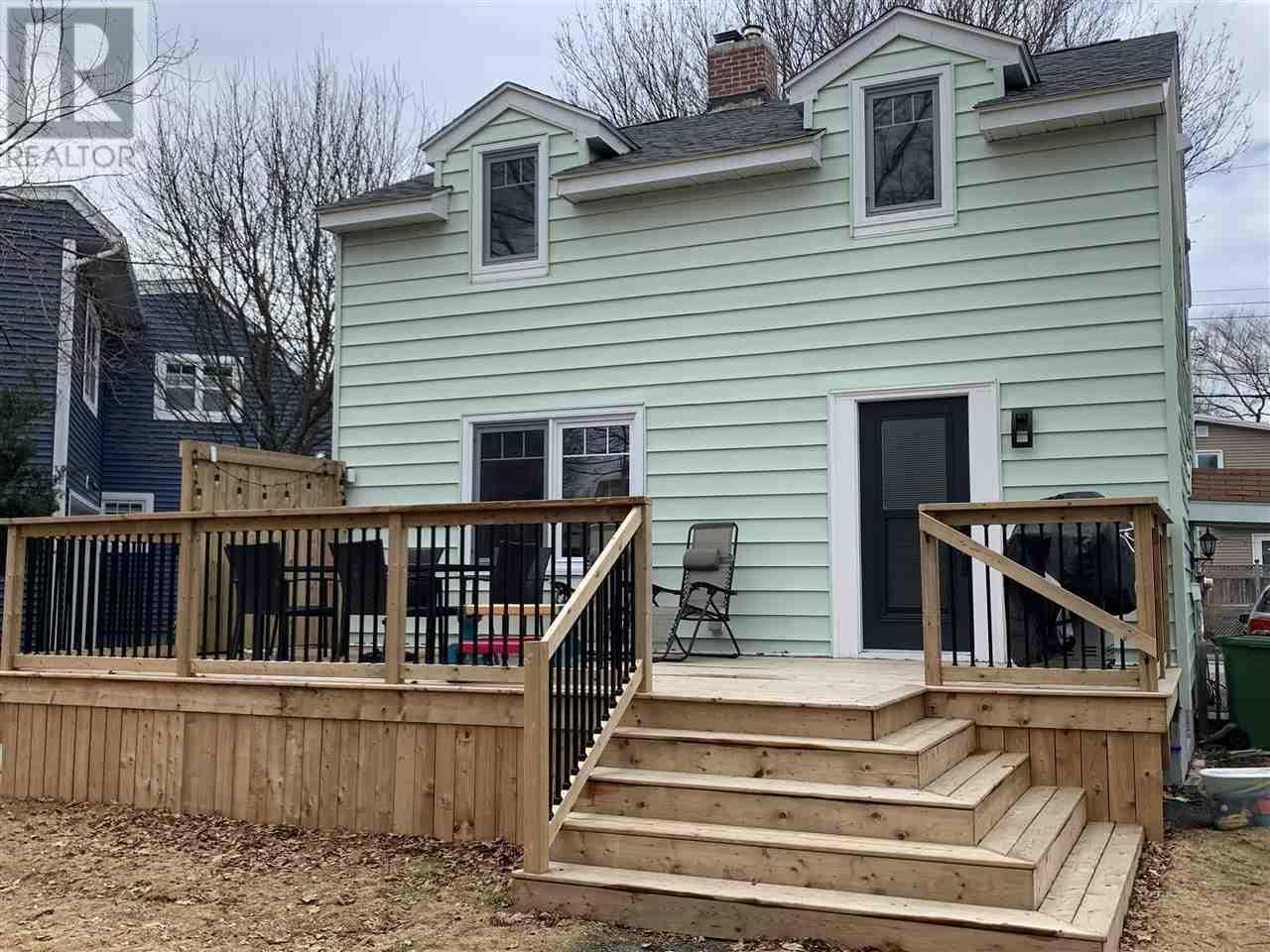 House for sale at 2760 Doug Smith Dr Halifax Nova Scotia - MLS: 202005718