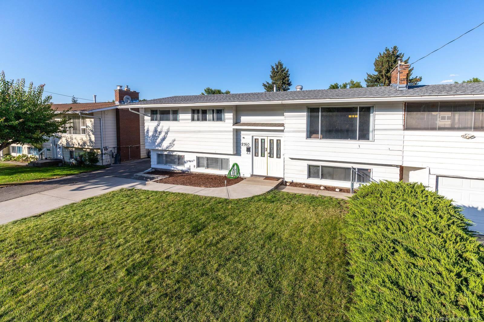 House for sale at 2760 Springfield Rd Kelowna British Columbia - MLS: 10191215