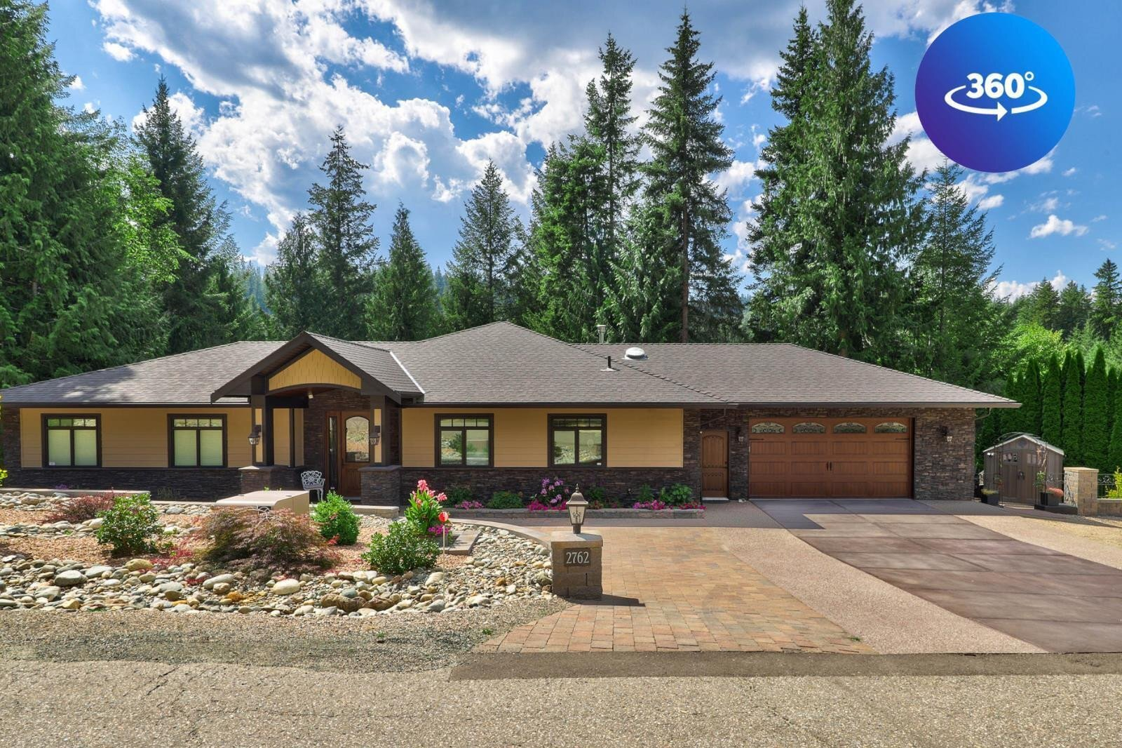 House for sale at 2762 Glenview Rd Blind Bay British Columbia - MLS: 10217187