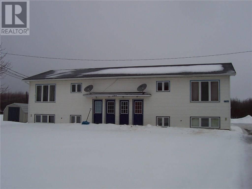 Townhouse for sale at 2764 Acadie  Cap Pele New Brunswick - MLS: M127129