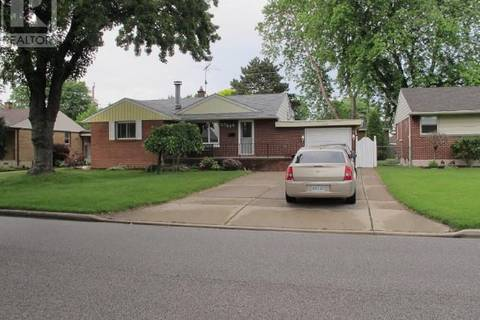 House for sale at 2764 Askin Ave Windsor Ontario - MLS: 19016577