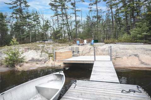 Residential property for sale at 2764 Island 2060/big Ship  Georgian Bay Ontario - MLS: X4519502
