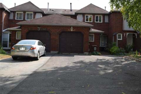 Townhouse for rent at 2765 Lindholm Cres Mississauga Ontario - MLS: W4927580